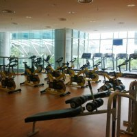 Working It Out @ 1 Malaysia Gym, Putrajaya