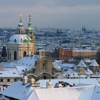 10 best cities for a winter vacation. Happy Holidays!