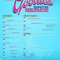 PUTRAJAYA EVENTS FOR FEBRUARY 2014