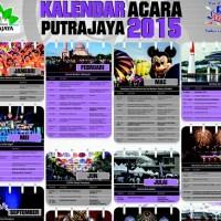 Putrajaya 2015 Event Calendar