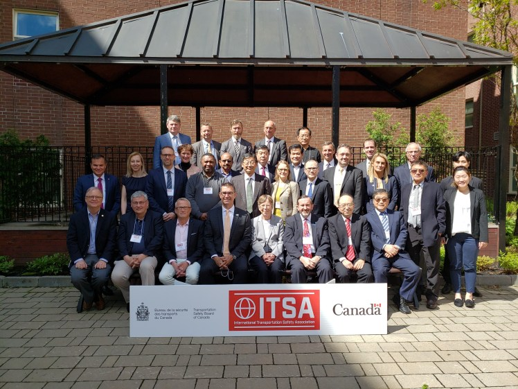 ITSA group photo