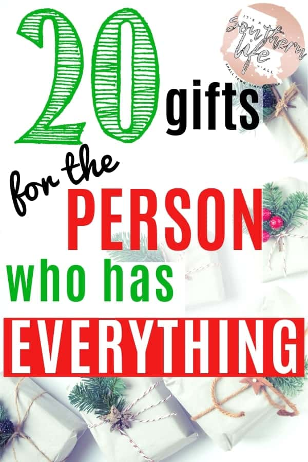 Looking for Christmas gifts for that hard to shop for person? This gift guide has awesome ideas to put gifts under the tree. Useful and fun gifts for men and women.