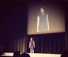 """First time delivering """"I Was Here"""" lecture at ACUI in St. Louis, March 2013."""