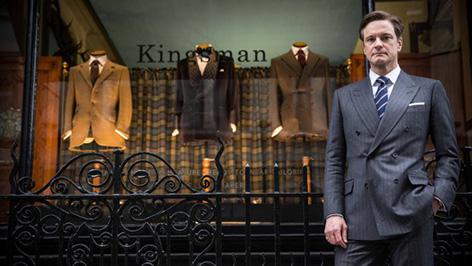 Kingsman: The Secret Service (1/6)