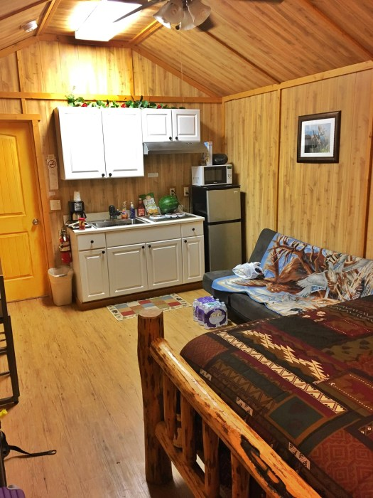 Glacier General Store and Cabins, glacier national park, coram, west entrance, beautiful cabins, indoors, queen bed, kitchenette