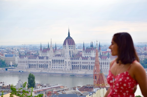 budapest hungary europe buda castle parliament