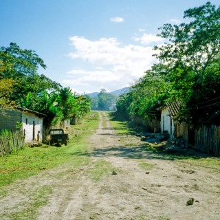 Honduras Dirt Road