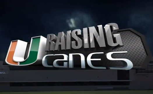 raising canes miami hurricanes 3 penny films allcanesblog.com