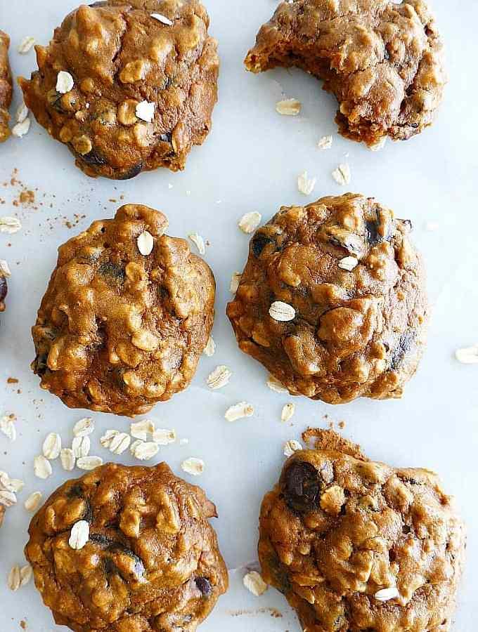 Sweet Potato Recovery Cookies