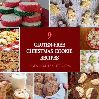 9 Gluten-Free Christmas Cookie Recipes