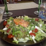 Copycat Recipe Bonefish Grill Grilled Salmon And Asparagus Salad It S A Wonderful Lifestyle