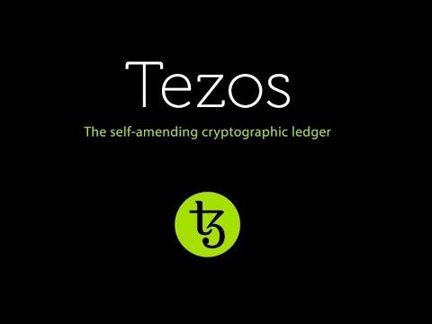 tezos, ICO, tezos funding, what is ICO