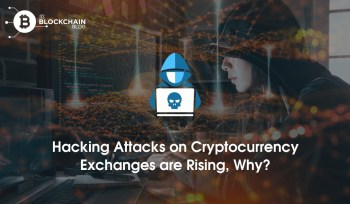 Hacking attacks on cryptocurrency exchanges