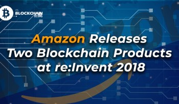 Amazon Releases Two Blockchain Products
