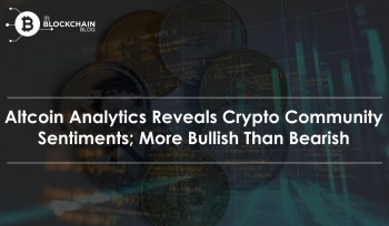 Altcoin Analytics Reveals Crypto Community Sentiments
