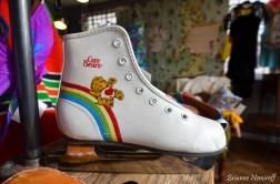 Care Bears ice skate at Copperhive Vintage in Salt Lake City