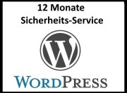 WordPress Sicherheits Service