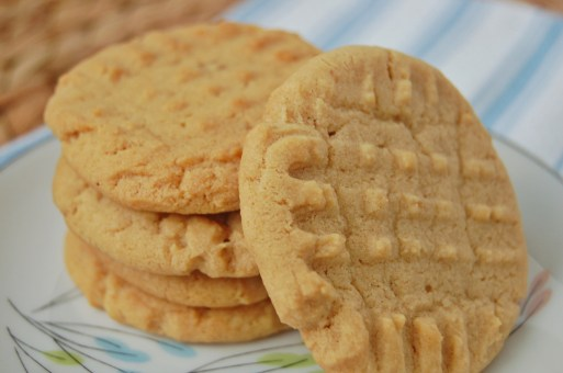 Peanut Butter Cookie Recip