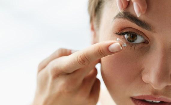 Contact Lens benefits