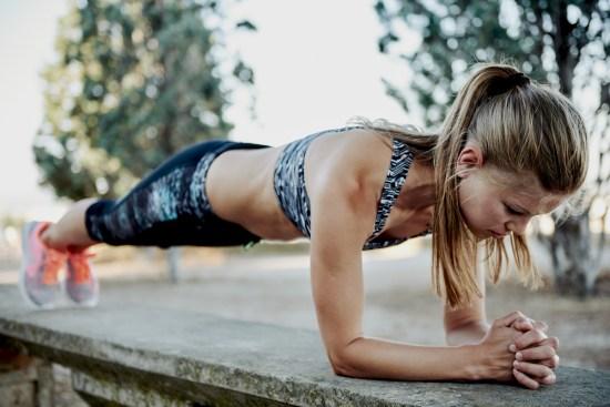 Plank For Women