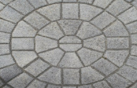 granite pavers pattern