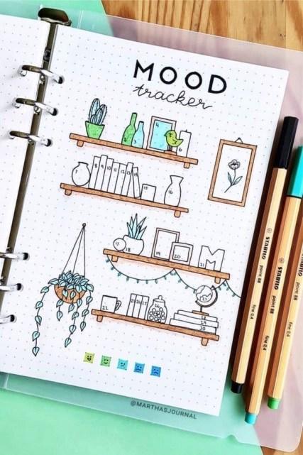 Journal Mood Tracker