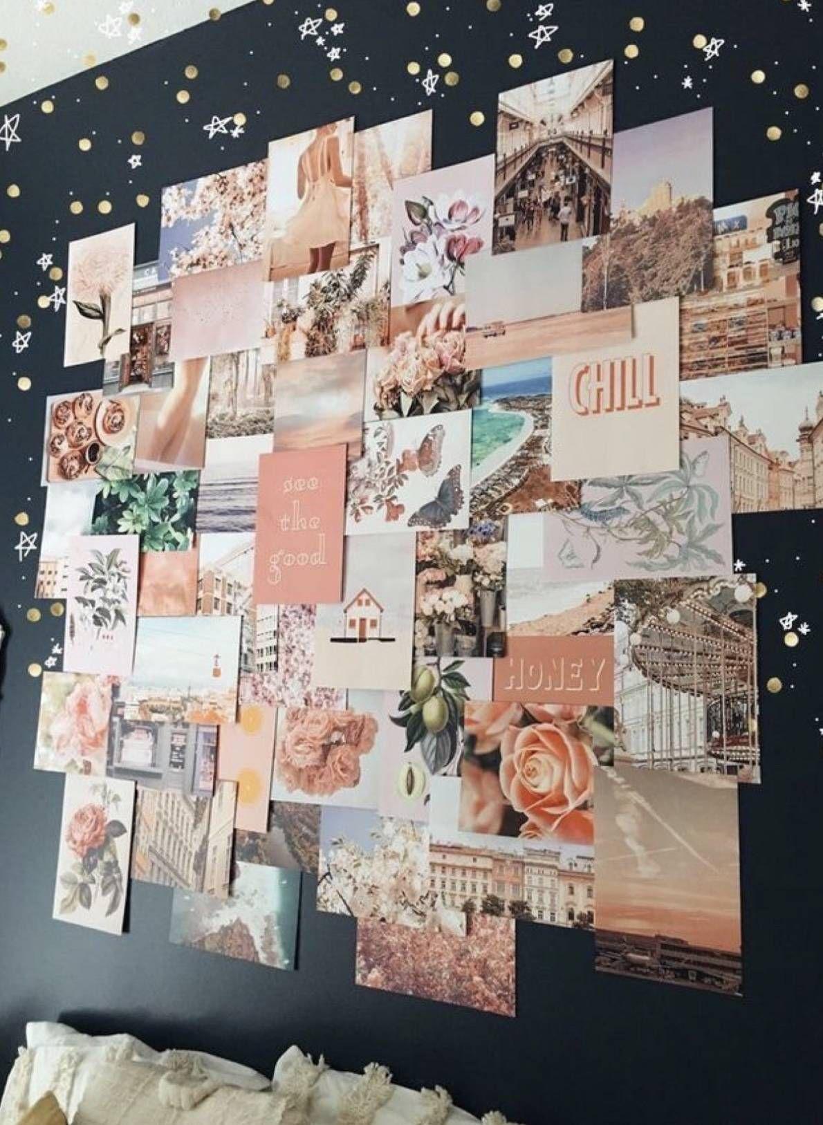 Wall Collage Ideas Aesthetic Novocom Top