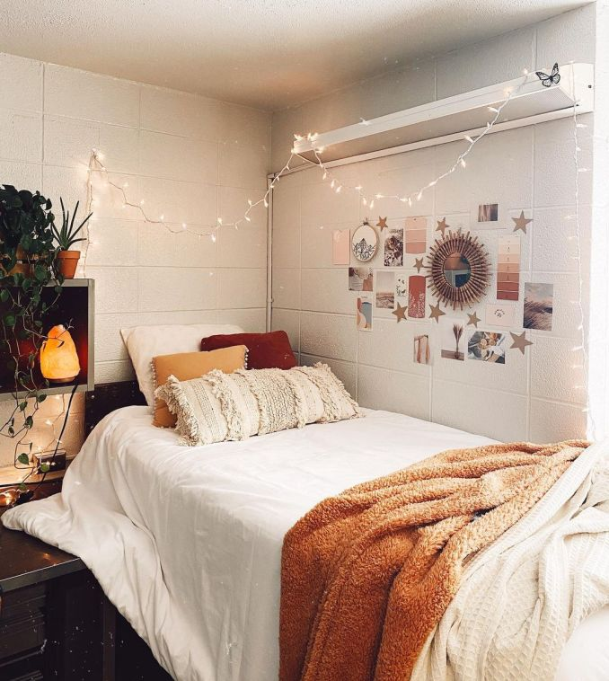 Dorm Room Ideas for Girls College