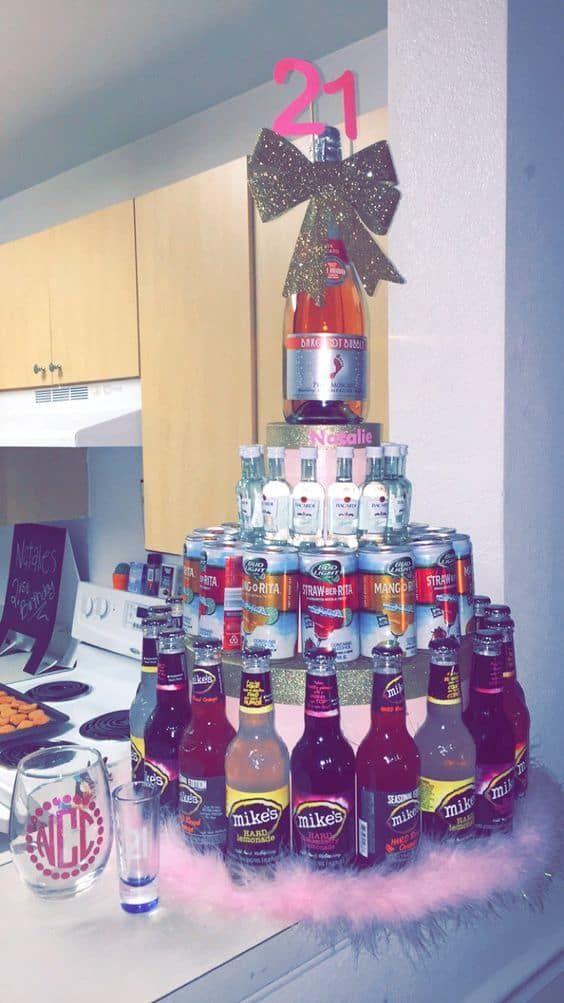 21st birthday ideas for guys turning 21