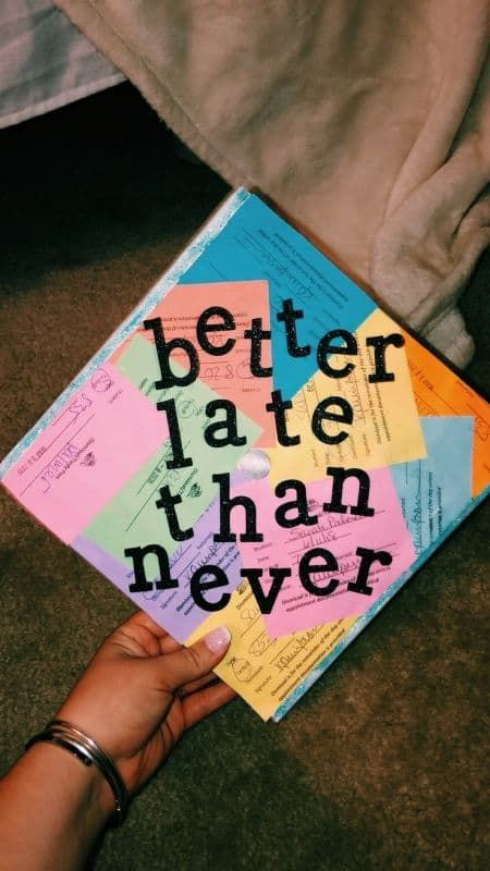 Graduation cap ideas nursing