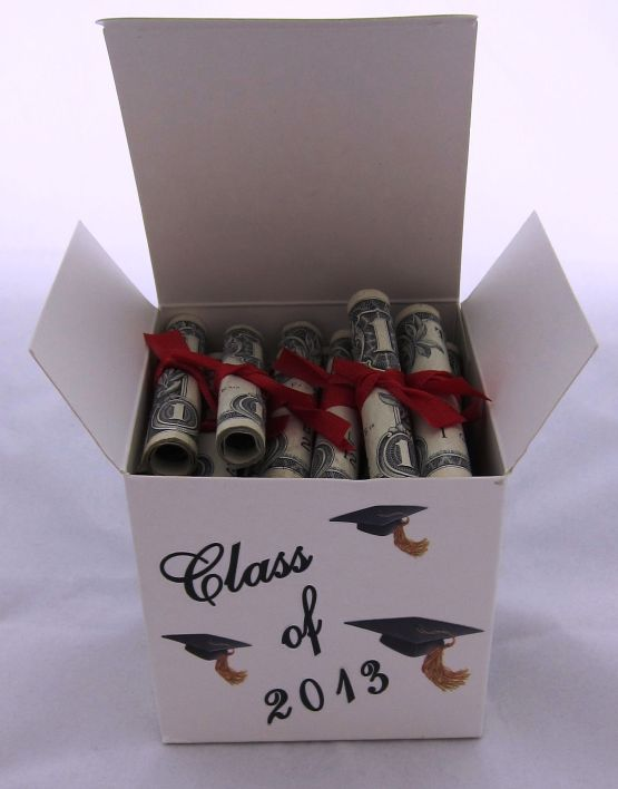 graduation gift ideas diy