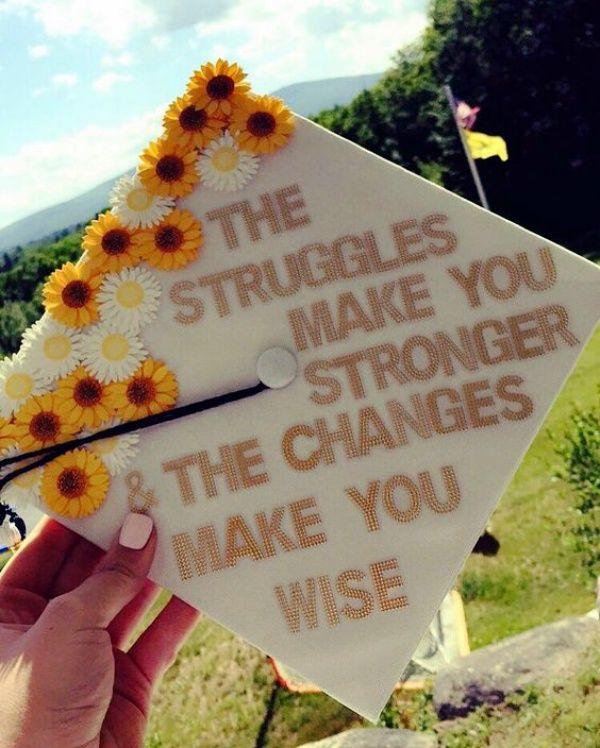 psychology graduation cap ideas