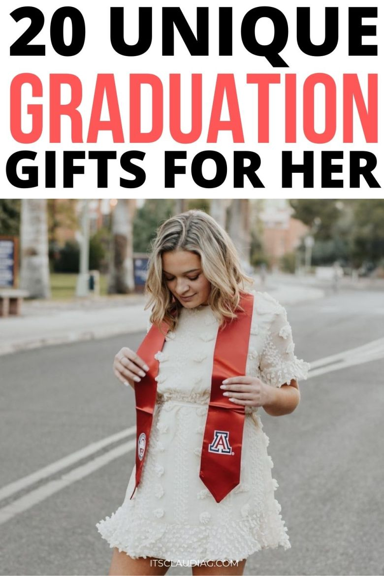 college graduation gifts for her