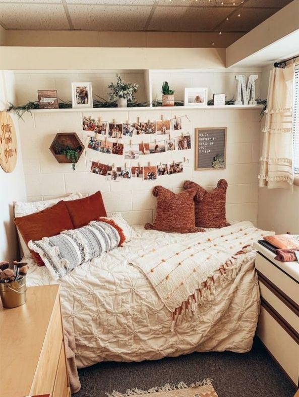 boho dorm room ideas