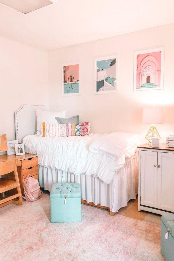 dorm room ideas girl