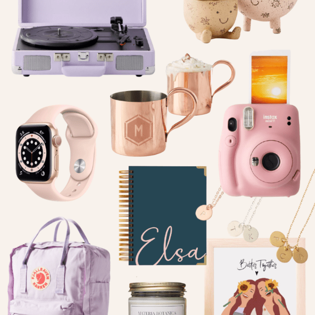 gifts for a girl in college
