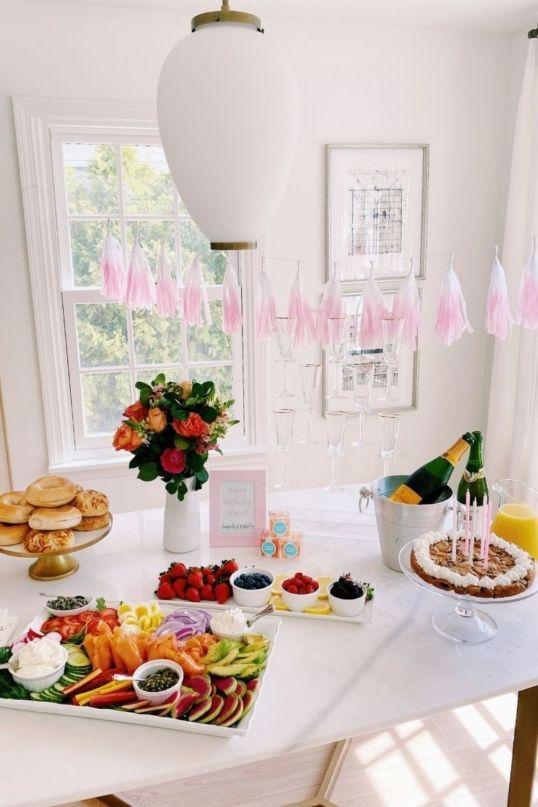 21st birthday ideas party