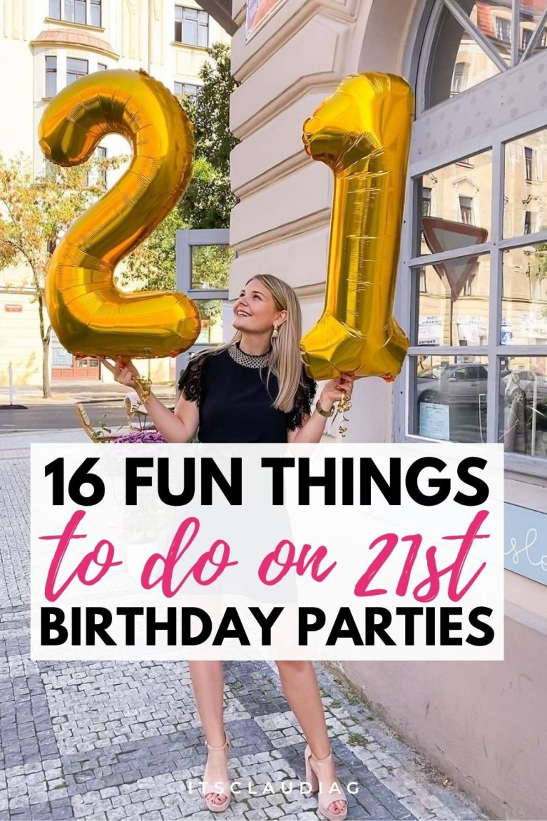 things to do on 21st birthday