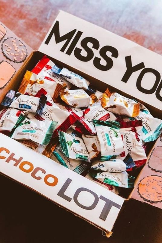 college care package ideas for friends