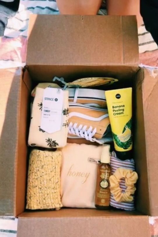 college care packages for girls