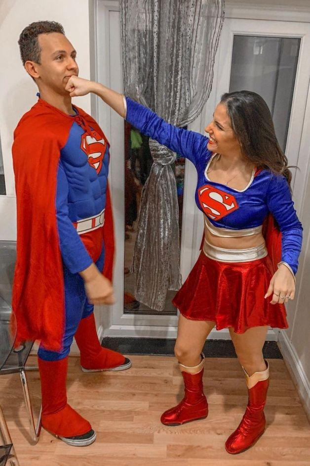 couple halloween costumes teenagers