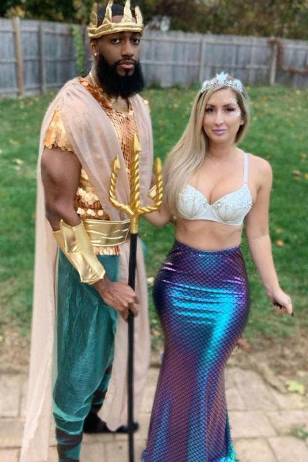 matching couple halloween costumes