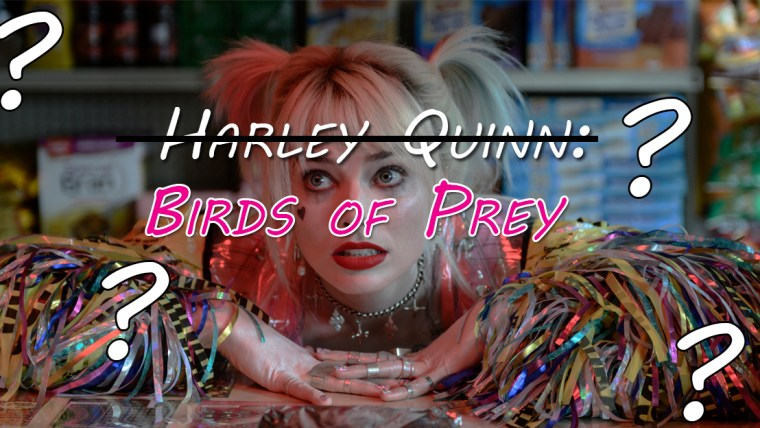 Agitated Author:  The Critical Failings of Harley Quinn: Birds of Prey