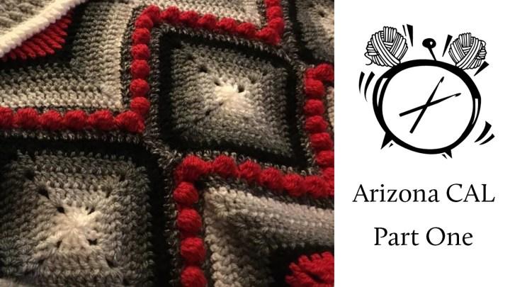 Arizona Crochet Along Part One!