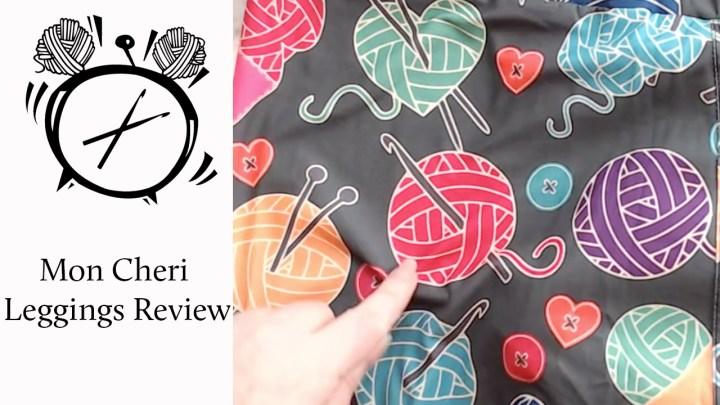 Review: Mon Cheri Leggings Boutique & Give Away!
