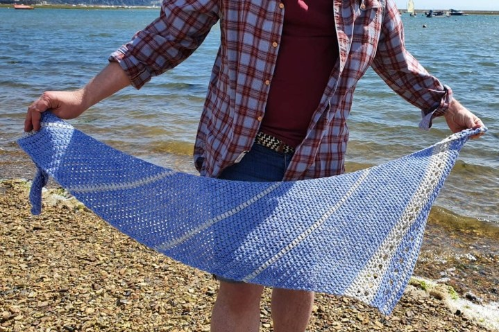 Pattern Announcement! She Sells Sea Shawls…