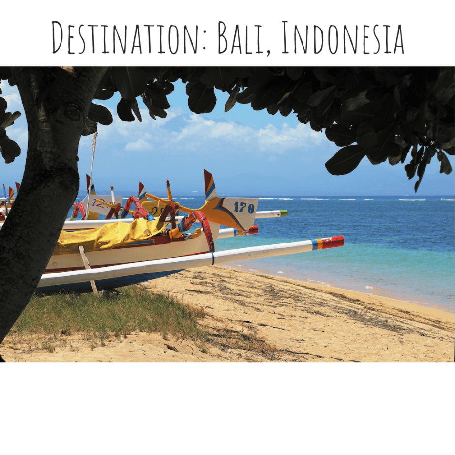 Vacation to Bali