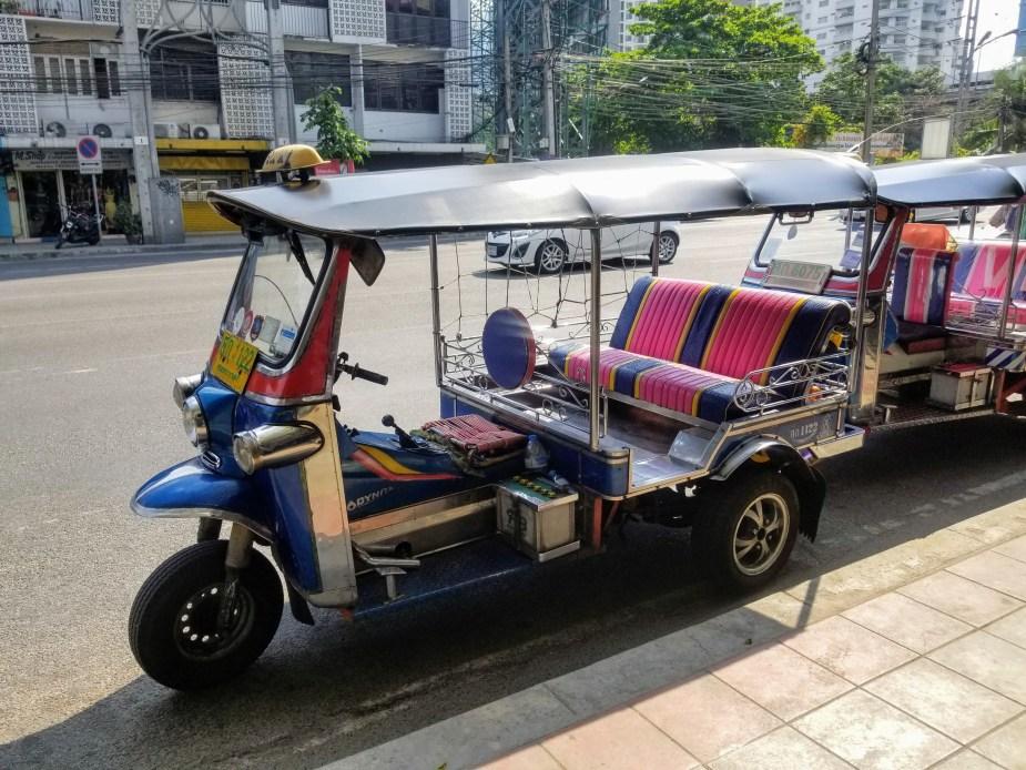 Visit Bangkok