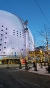 Stockholmer Globe Arenas - SkyView