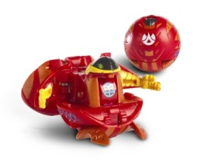 bakugan red predator